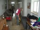 Gruppenzimmer aufräumen