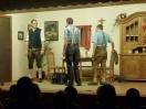 Theater - Strohwitwer haben's schwer (Aufführung)